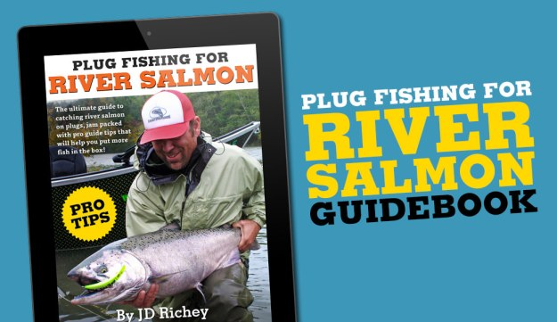 Plug Fishing for River Salmon
