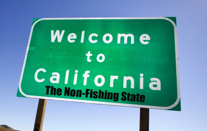 California: Angler Numbers Down, Fishing License Costs Up
