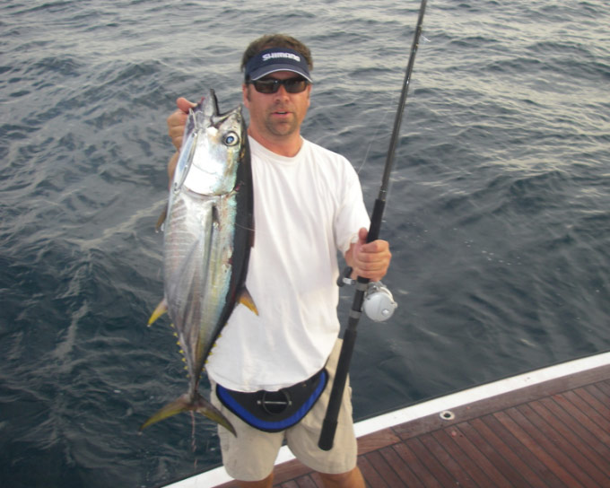 Long range fishing may be king in San Diego, but don't forget about the great inshore and freshwater opportunities as well