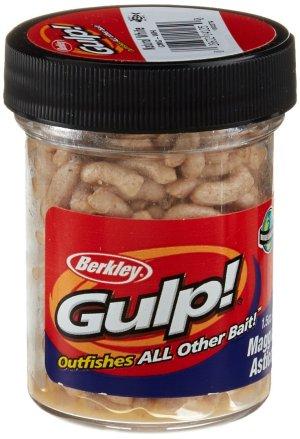 Berkleys GULP Maggots