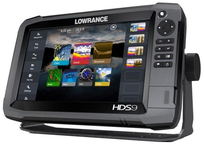 Lowrance HD 9 Gen 3 Touch