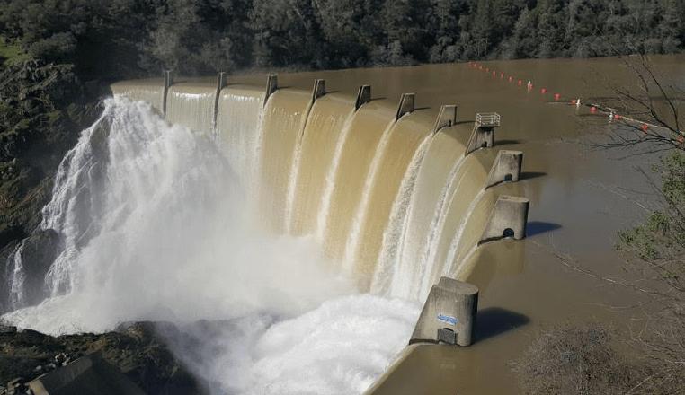 Clementine Dam