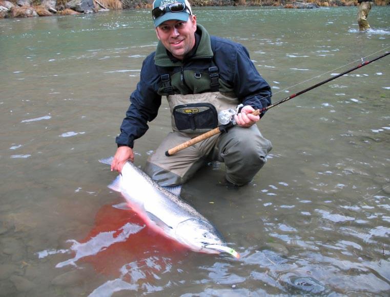 bloody salmon