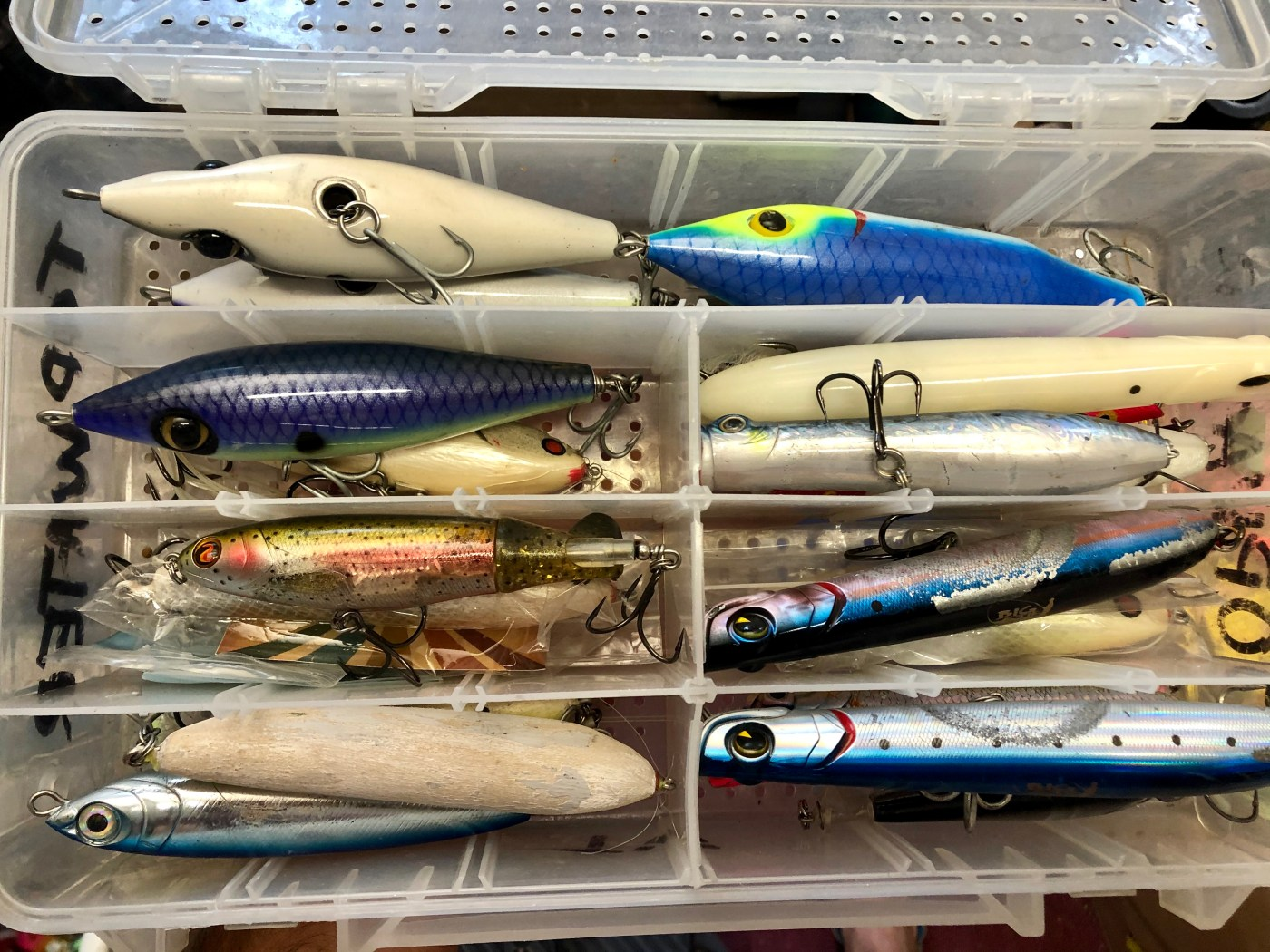 Topwater fishing for bass: Which lures??
