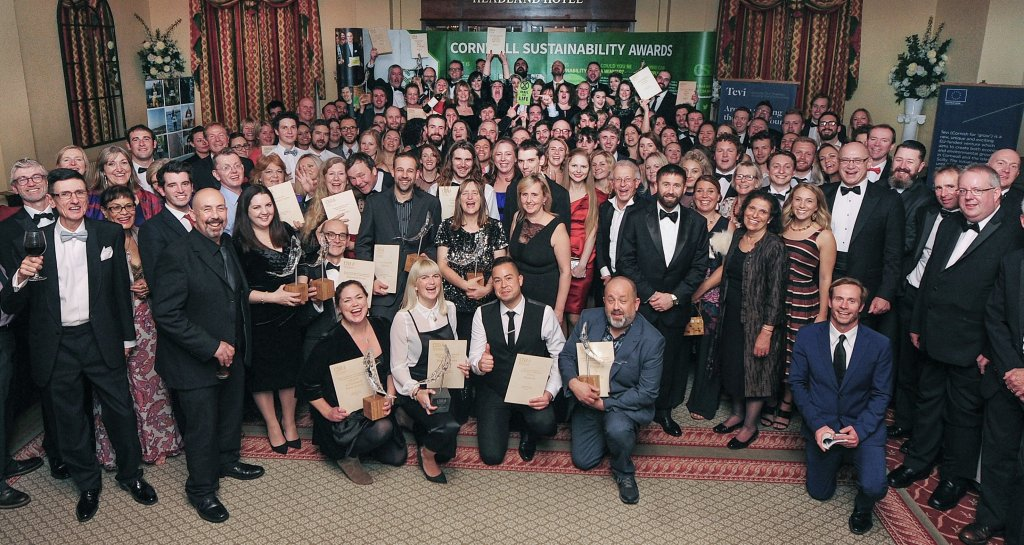 Cornwall Sustainability Awards 2018