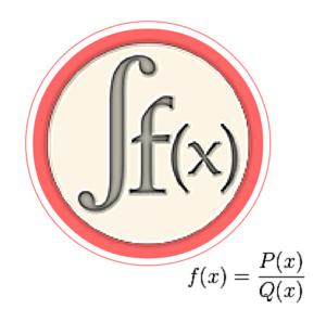Integrales de funciones racionales 3
