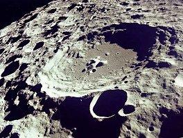 Colisión de un asteroide contra la Luna 4