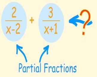 Descomposición en fracciones parciales 5