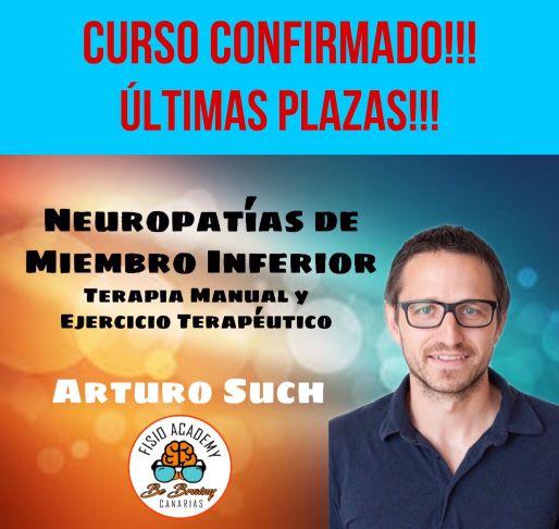 Neuropatías de Miembro Inferior. Terapia Manual y Ejercicio Terapéutico. Arturo Such.