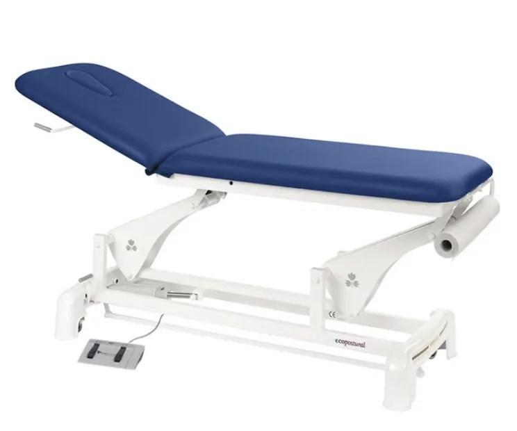 Camilla de fisioterapia eléctrica