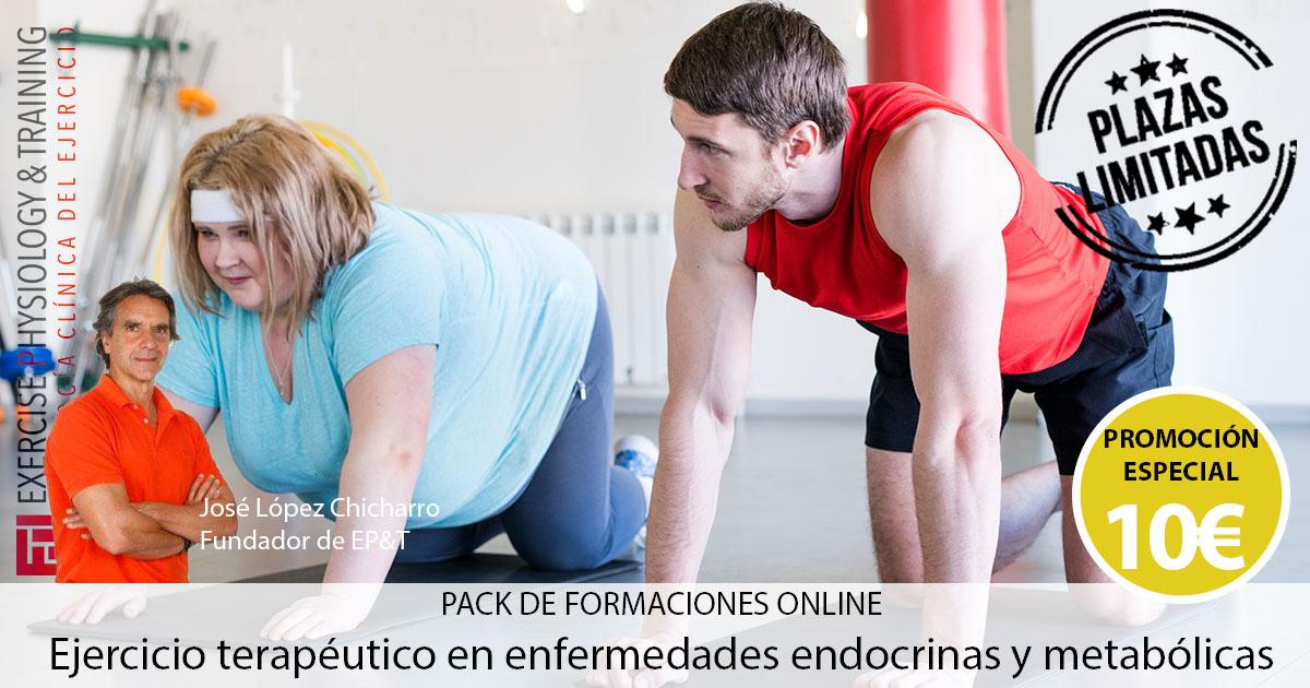 Ejercicio terapéutico en enfermedades endocrinas y metabólicas