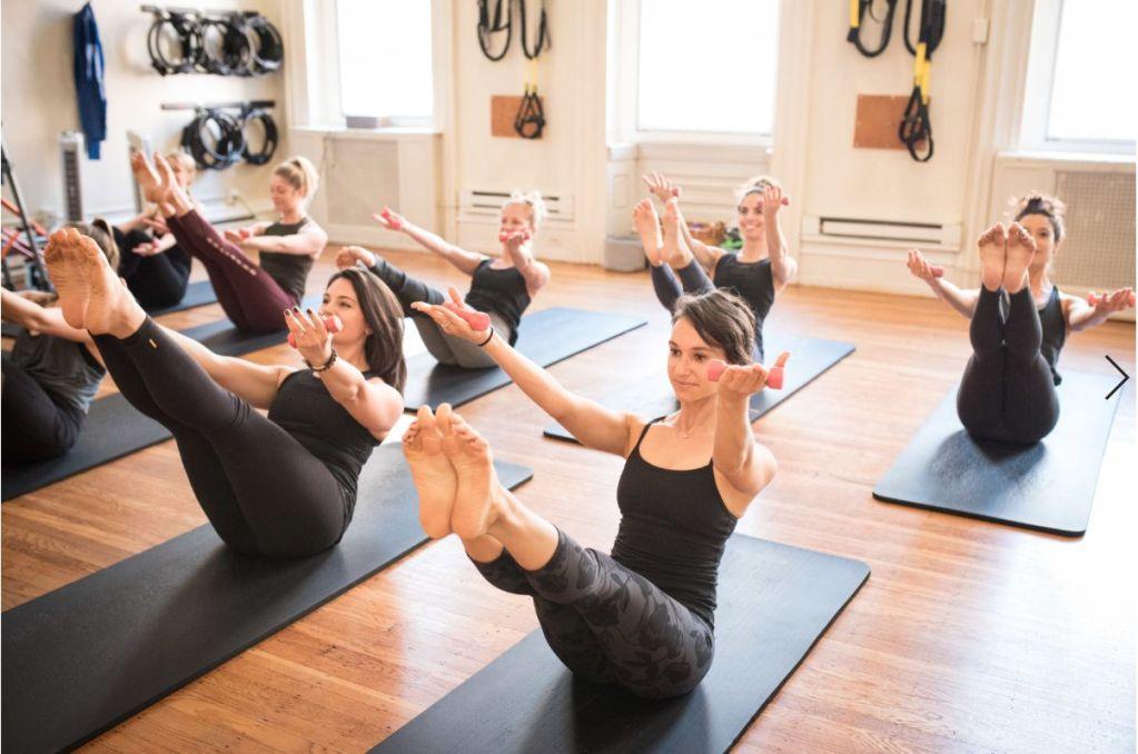Pilates FisioSalud fuengirola mijas fisioterapia osteopatia