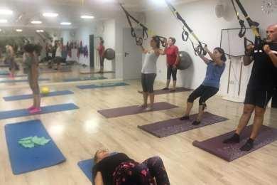 Acatividades fisicas grupo FisioSalud fuengirola mijas fisioterapia osteopatia