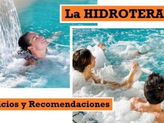 Beneficios de la Hidroterapia