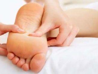 Cuidado diario de los pies