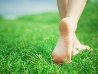 Caminar Descalzo para Combatir el Estrés