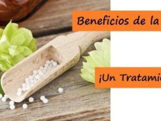 Beneficios de la homeopatía, un tratamiento natural.