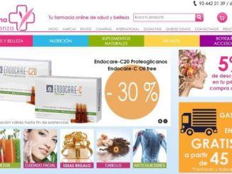 Farmacia de salud y belleza para comprar online