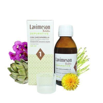 Lavimeson- (Depurativo quemagrasas)