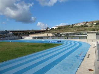 Pista de Atletismo en Lisboa