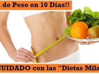 Dietas en Internet