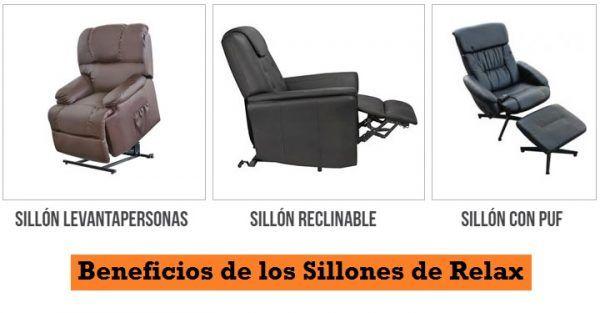 Beneficios de los Sillones de Relax