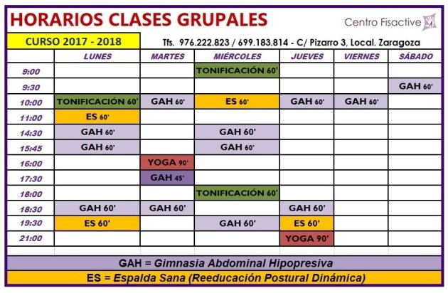 clases 18