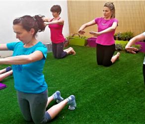 Este verano en el centro Fisactive… ¡Seguimos en movimiento!