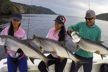 Fiskerejser Trinidad