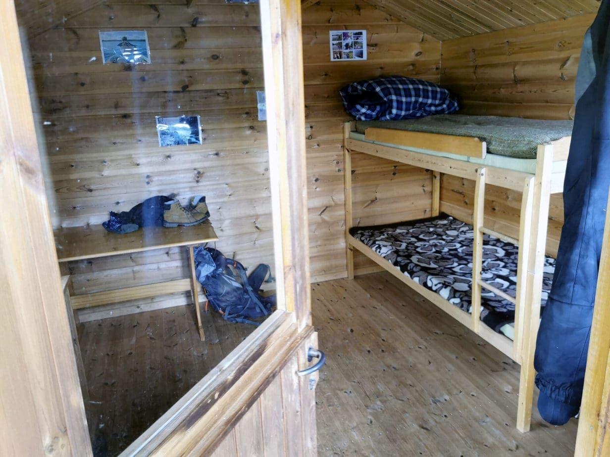 Vildmarks camps i Lapland fiskerejse huset i Masvik i lapland (4)