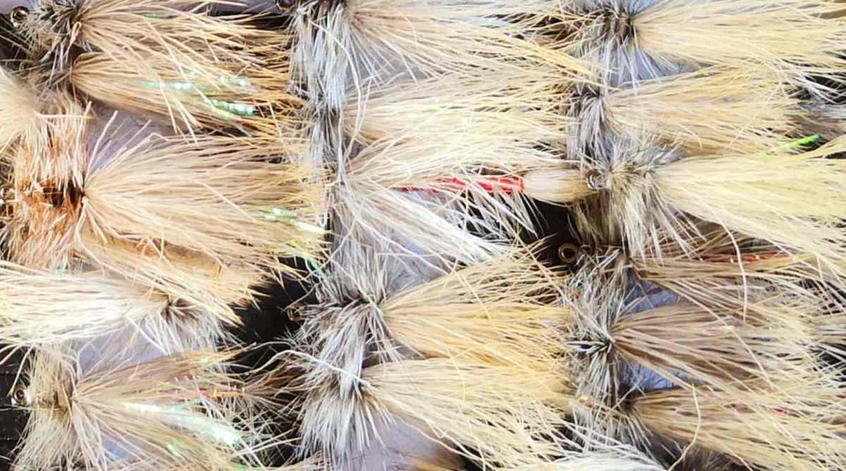 FISKEREJSE TIL BOSNIEN FOR FLUEFISKERE-Stoneflies-fra-Peters-æske