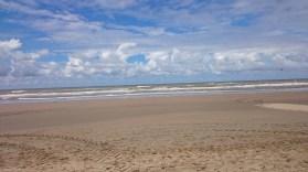 Ihr glaubt es kaum, aber das ist der Strand :P