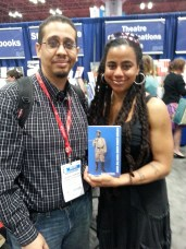 Suzan Lori Parks at Book Expo