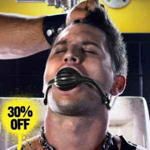 2-Second Ball Gag SALE Price: $12.99 Shut the little fucker up… with EASE!