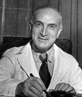 German gynecologist Ernst Gräfenberg