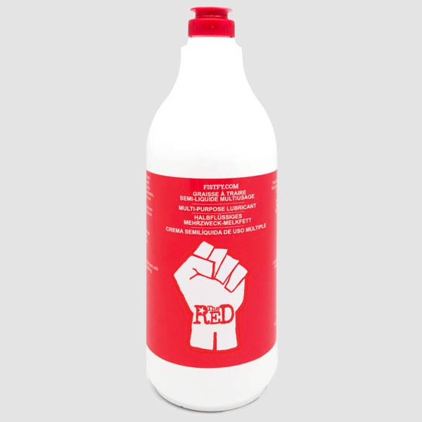 The Red Ultimate Fisting Lubricant