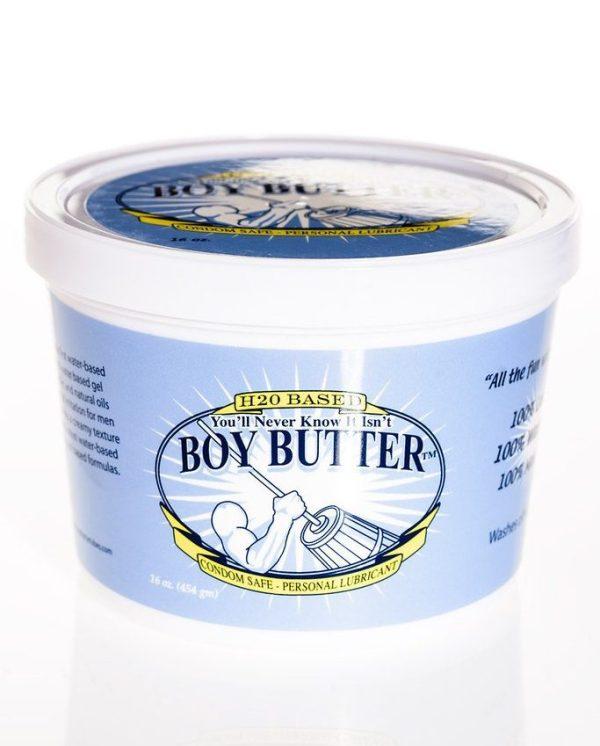 Boy Butter H2O Formula 16 oz (Tub)