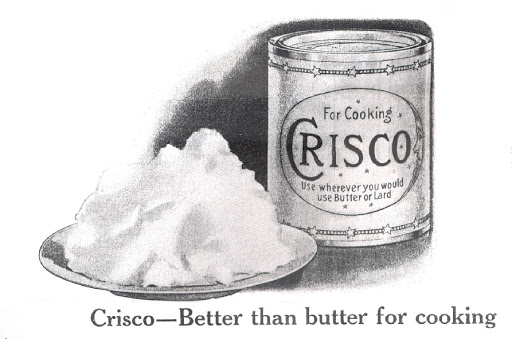 Crisco and Anal Fisting