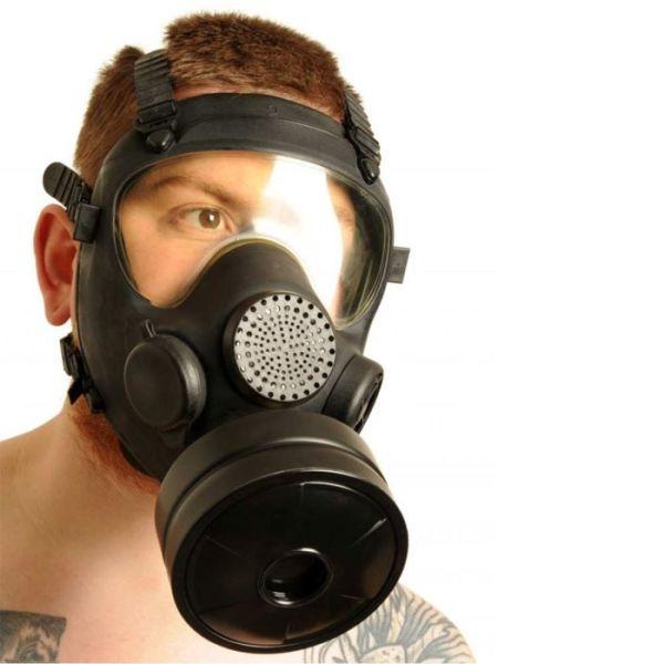UberKinky MP5 Polish Gas Mask