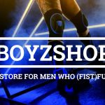 Boyzshop Online store for men who (fist)fuck men