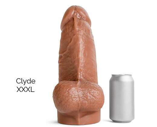 Mr. Hankey's Clyde dildo