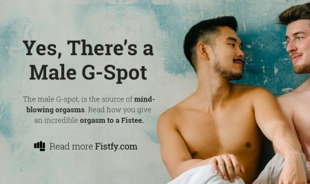 Yes, There's a Male G-Spot – This is how you give an incredible orgasm to a Fistee
