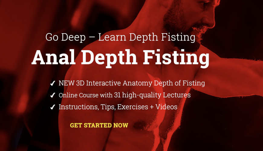 Anal depth fisting online course