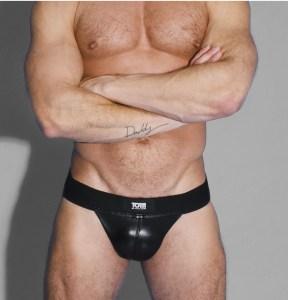Tom Of Finland Leather Jock Strap