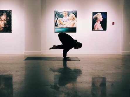 City Yoga X Front Gallery