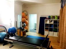 The Reformer Pilates room