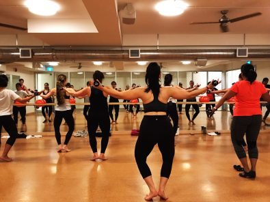 Barre Class Reviews