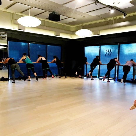 Barre Body Studio Review