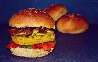 Falafels burger