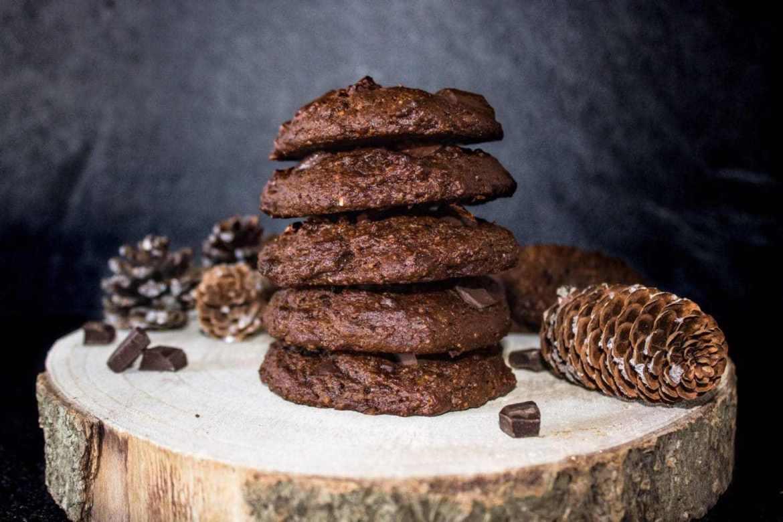 Cookies vegan banane chocolat